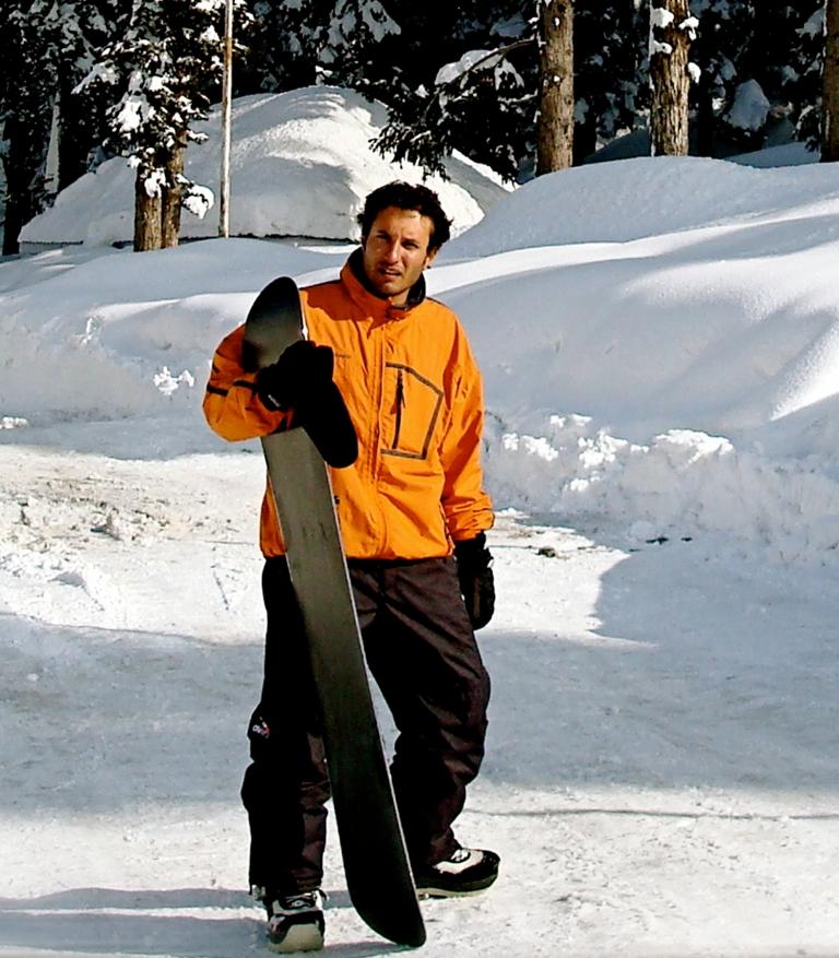 Homi Snowboard
